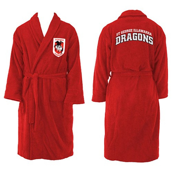 Dragons Youth L/S Robe
