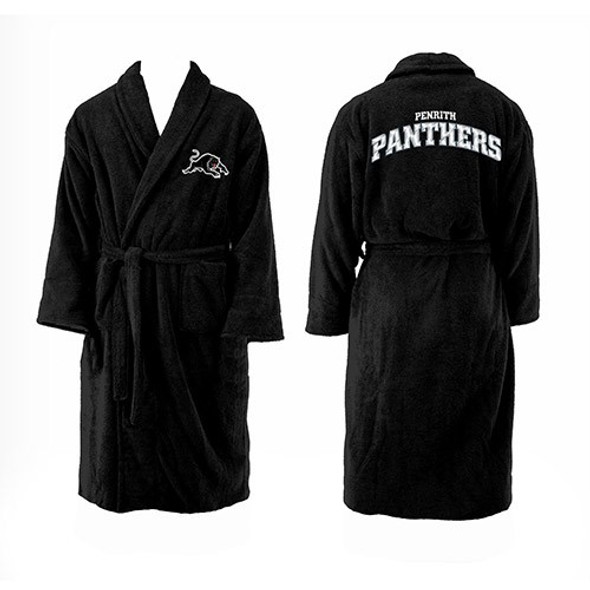 Panthers Youth L/S Robe