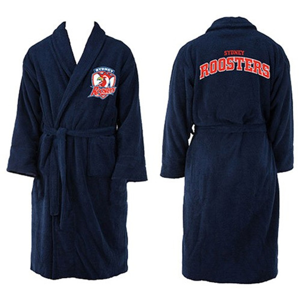 Roosters Youth L/S Robe