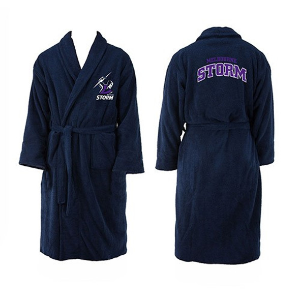 Storm Youth L/S Robe