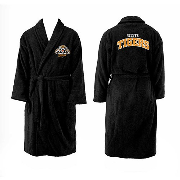 Tigers Youth L/S Robe
