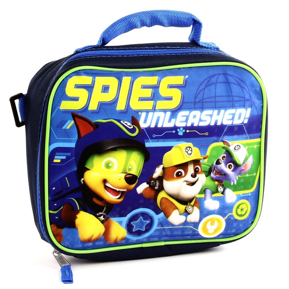 """Paw Patrol 16"""" Backpack with Lunch Bag"""