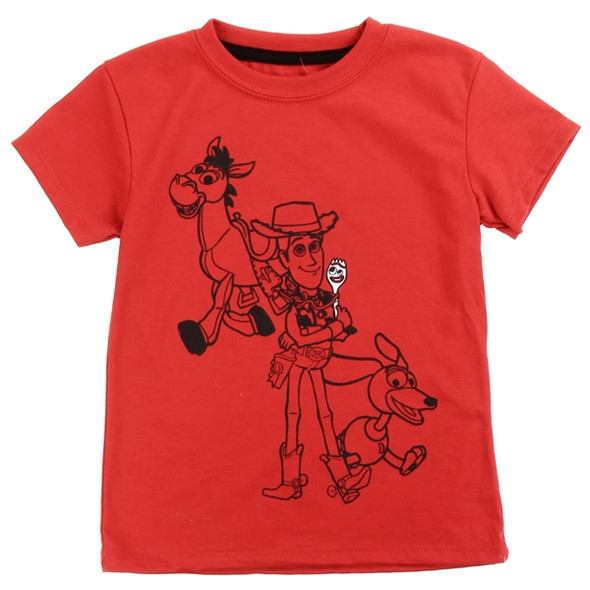 Toy Story Red Boys T-Shirt