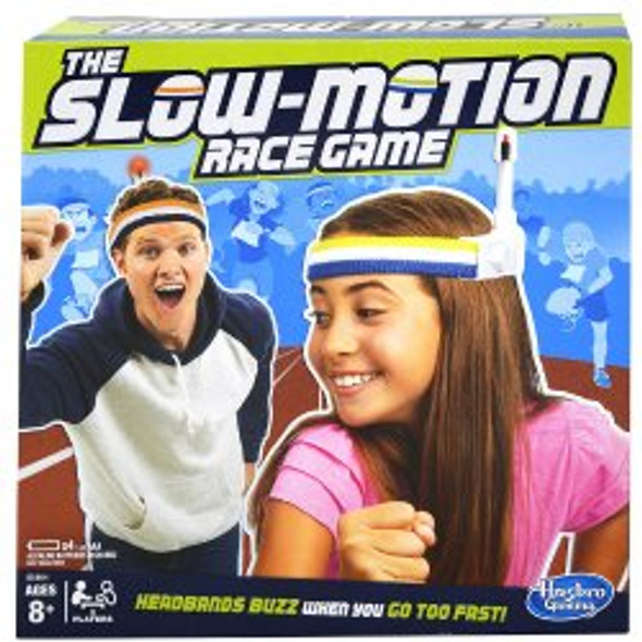 Hasbro The Slow Motion Game