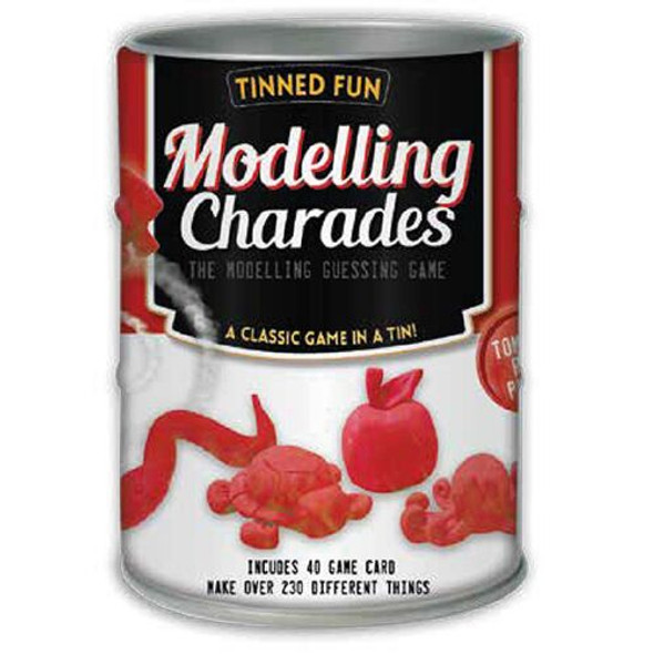 Tinned Fun - Modelling Charades