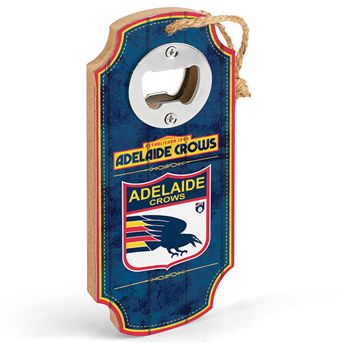 Adelaide Crows Bottle Opener Keyring