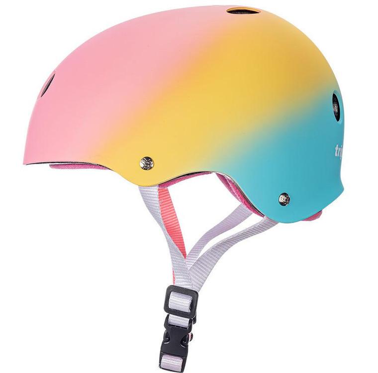 Triple 8 Certified Sweatsaver Helmet - Shaved Ice