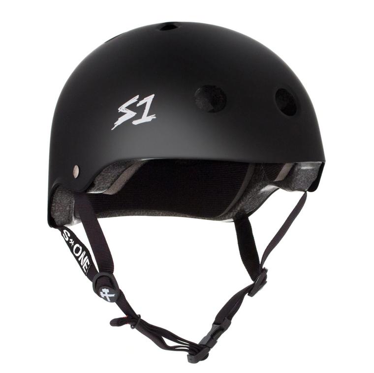 S1 Lifer Helmet - Matte Black