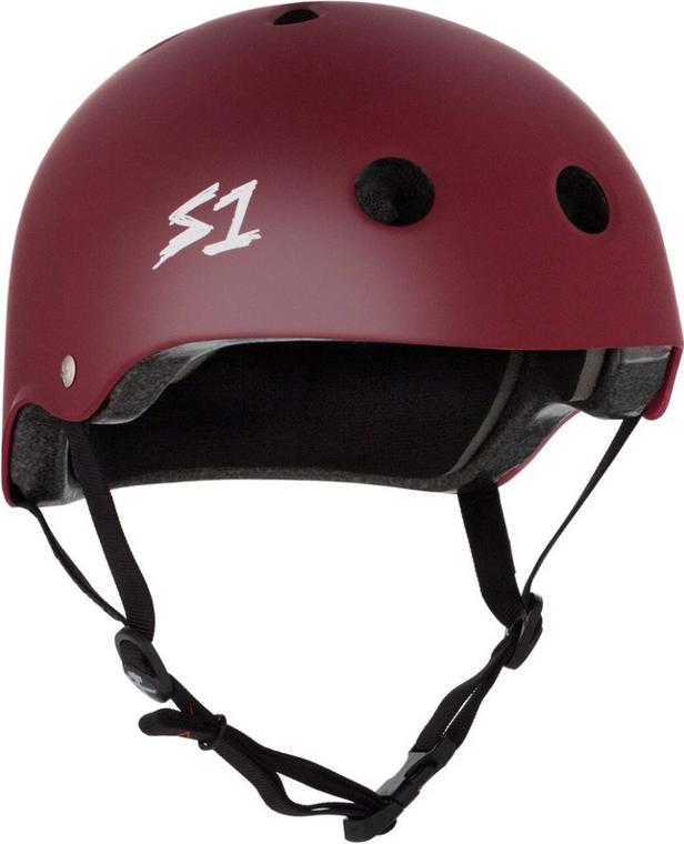 S1 Lifer Helmet - Maroon