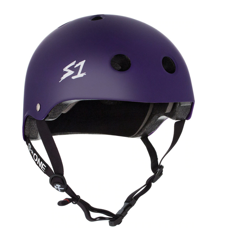S1 Lifer Helmet - Purple Matte