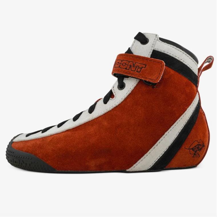 Bont Parkstar Boots Red