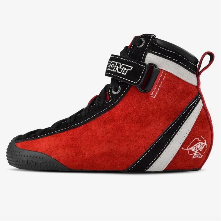 Bont Parkstar Boots Siren Red