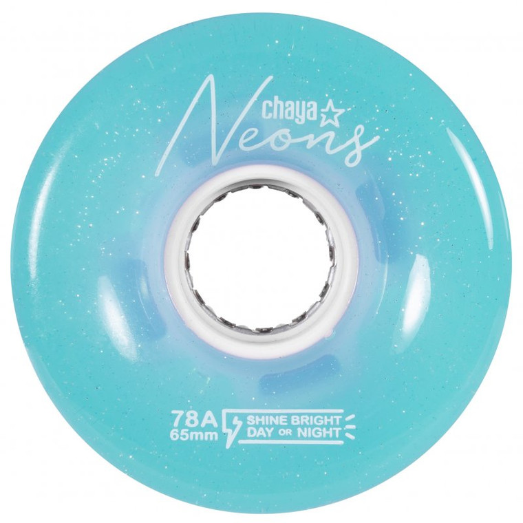 Chaya Neon LED Wheels (4-Pack)