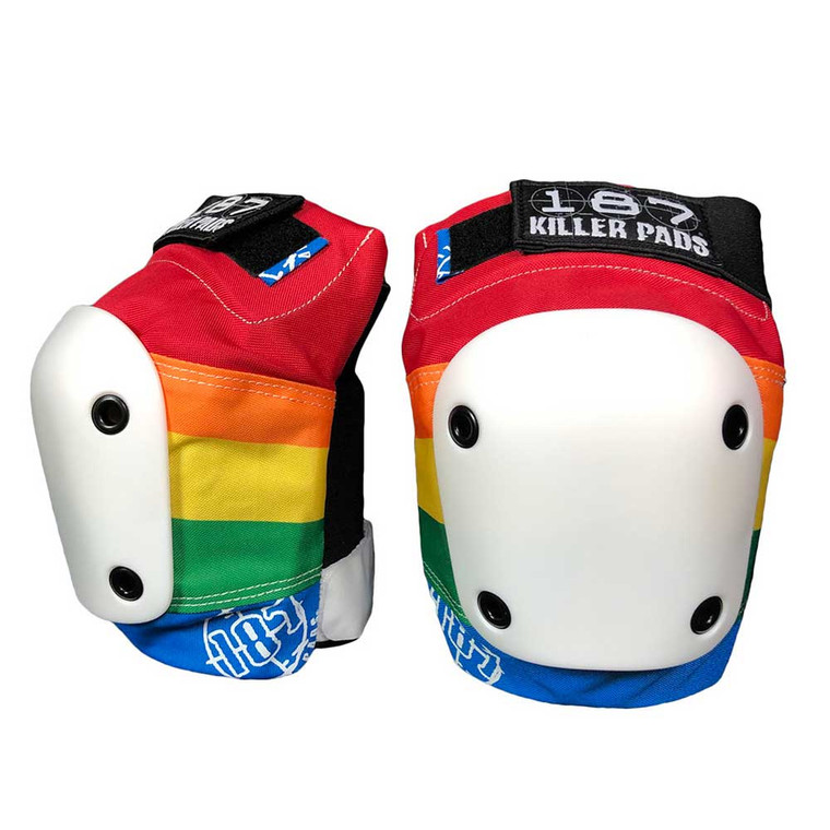 187 Slim Knee Pad - Rainbow