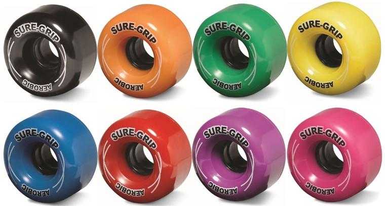 Aerobic Wheels 8-Pack