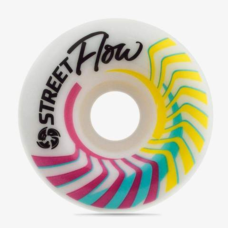 Flow Roller Skate Park Wheels (4-Pack)