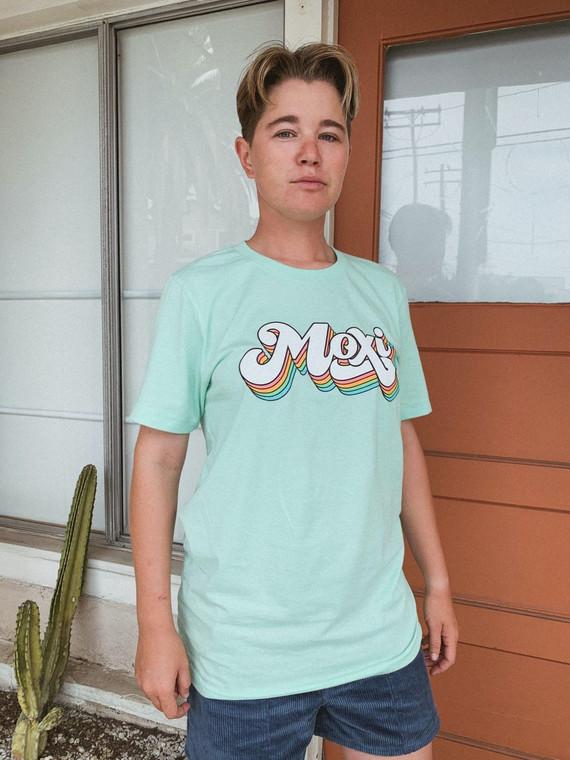 Moxi Mint Spectrum T-Shirt