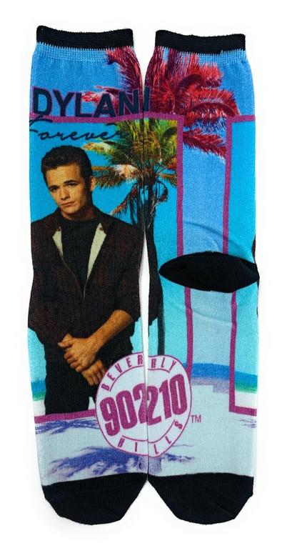Forever Dylan 90210 Crew Socks