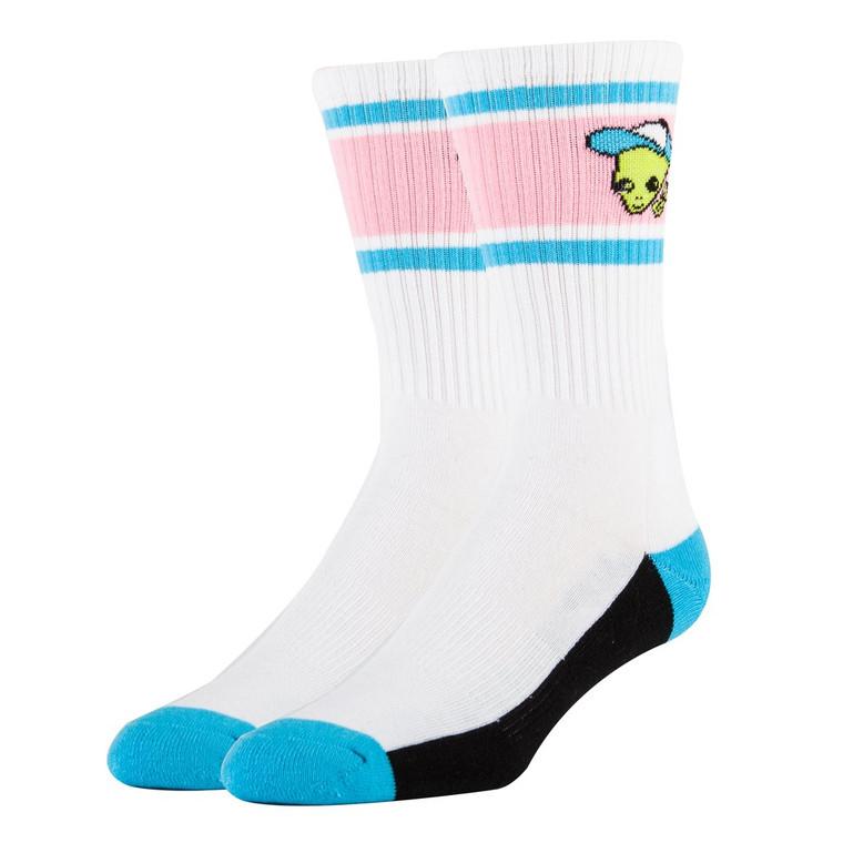 Alien Fade Crew Socks