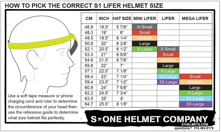 S1 Mini Lifer Youth Helmet - Cyan Matte