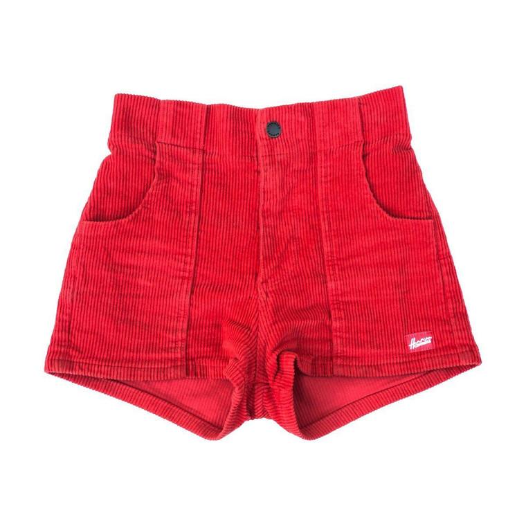 Hammies Womens Shorts - Red