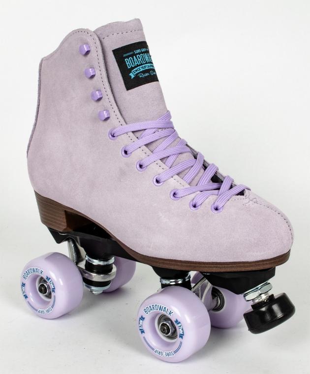 Sure Grip Boardwalk Skates - Lavender