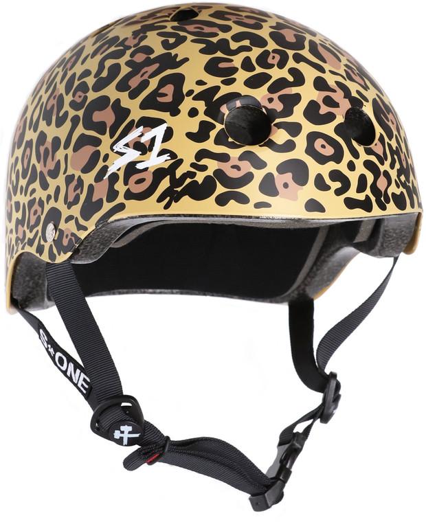 S1 Lifer Helmet - Tan Leopard