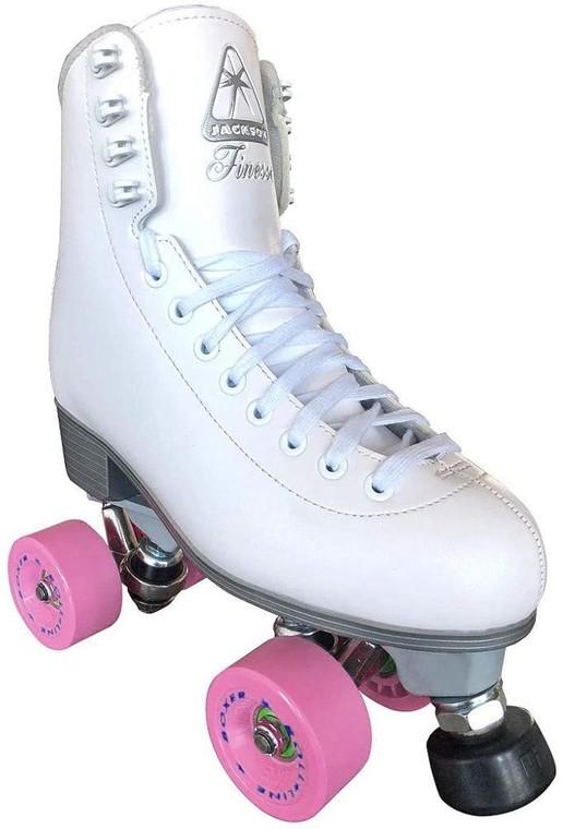 Jackson Finesse Skates - White