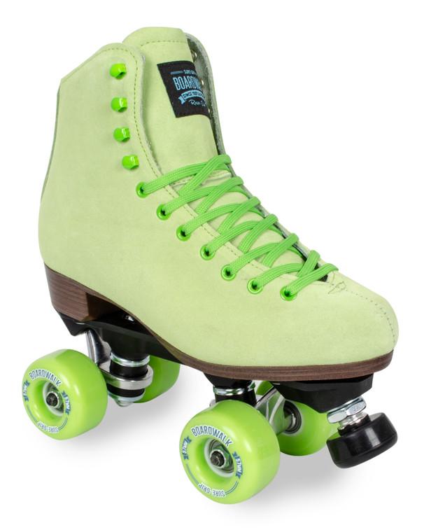 Sure Grip Boardwalk Skates - Lime