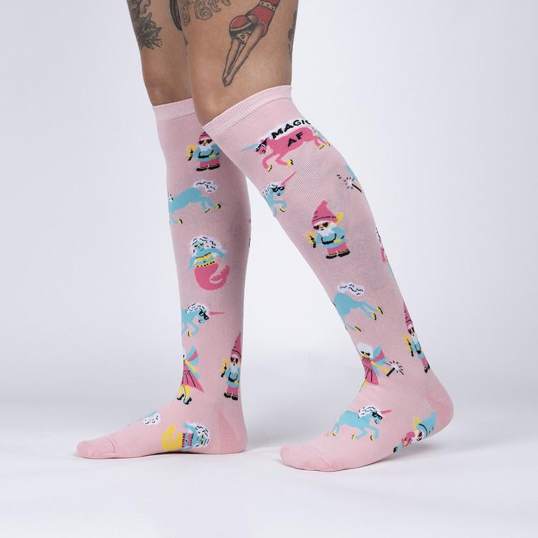 Magic AF Knee High Socks
