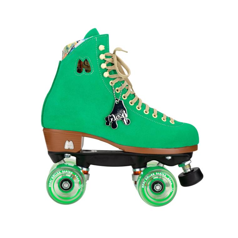 Moxi Lolly Skates - Green Apple **PREORDER