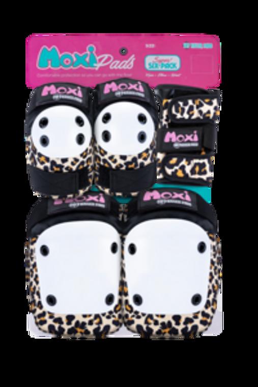 Moxi Pads Pack - Leopard