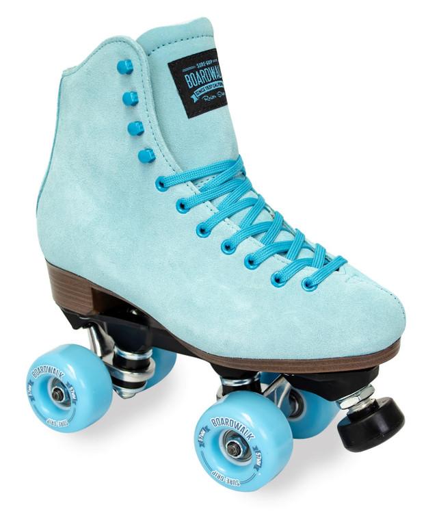 Sure Grip Boardwalk Skates - Sea Breeze Blue