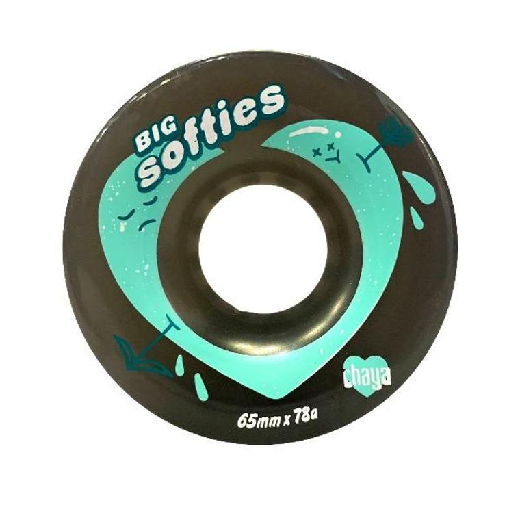 Chaya Big Softies Wheels 4-Pack
