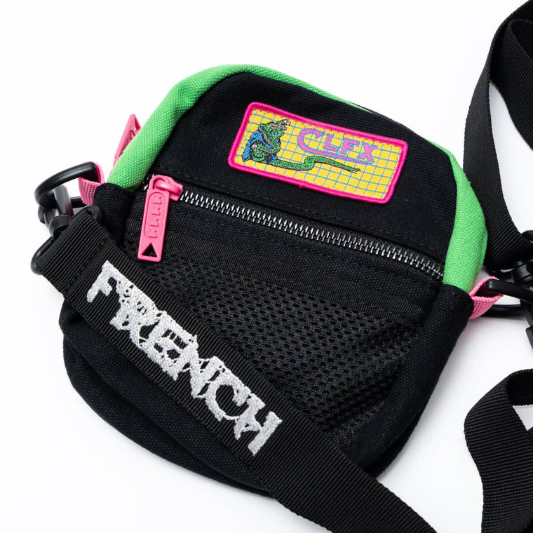 Bumbag Funeral French Compact Shoulder Bag