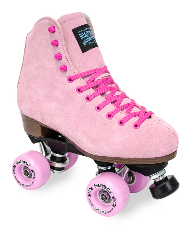 Sure Grip Boardwalk Skates - Tea Berry