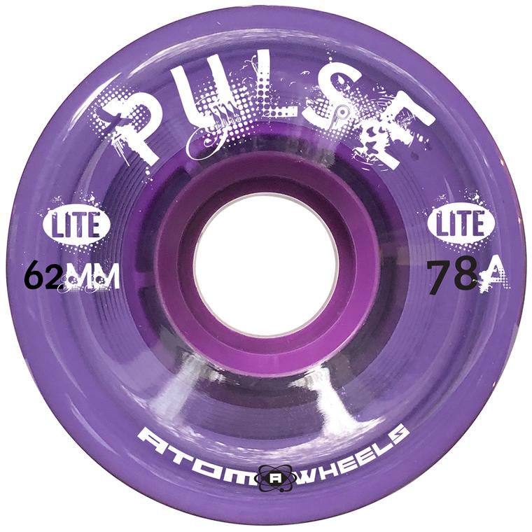 Atom Pulse Lite Wheels 4-Pack