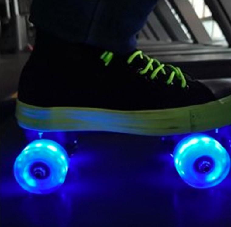 LED Light Up Wheels (4-Pack)