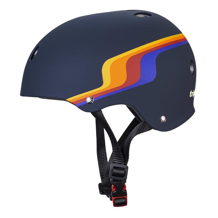 Triple 8 Certified Sweatsaver Helmet - Pacific Beach