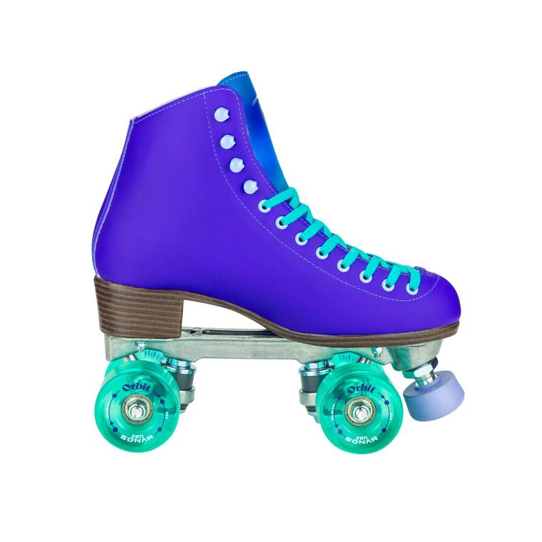 Riedell Orbit Roller Skates - Ultraviolet (purple)