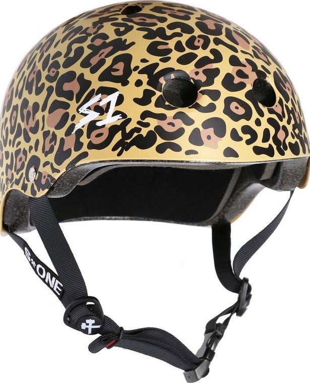 S1 Mega Lifer Helmet - Leopard Tan