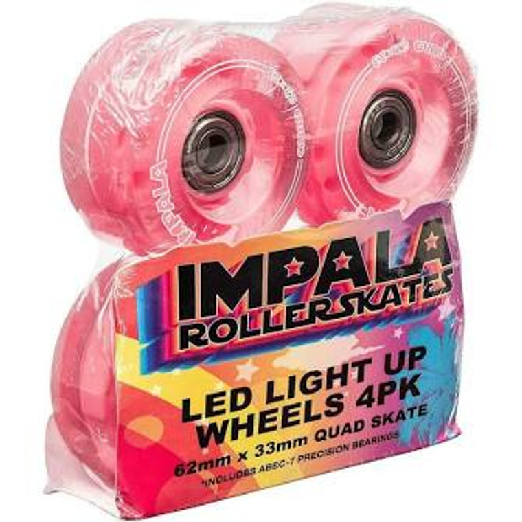 Impala Light Up Wheels (4-Pack)