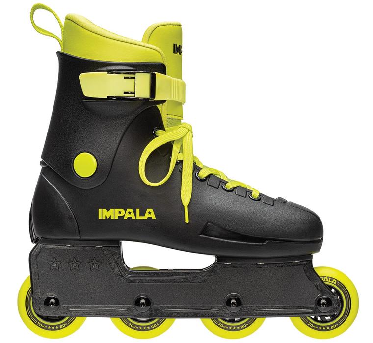 Impala Lightspeed Inline Skate - Black/Green