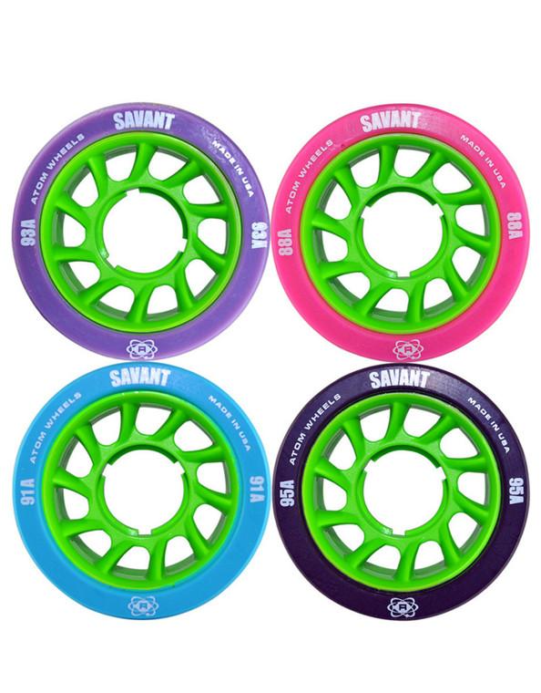Savant Wheels (4-Pack)