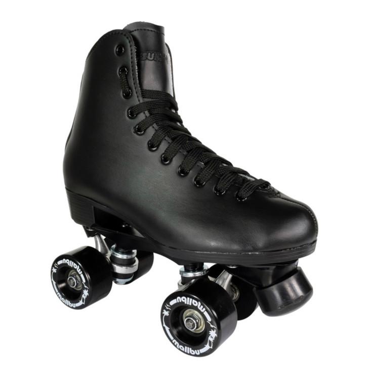 Sure-Grip Malibu Skates - Black