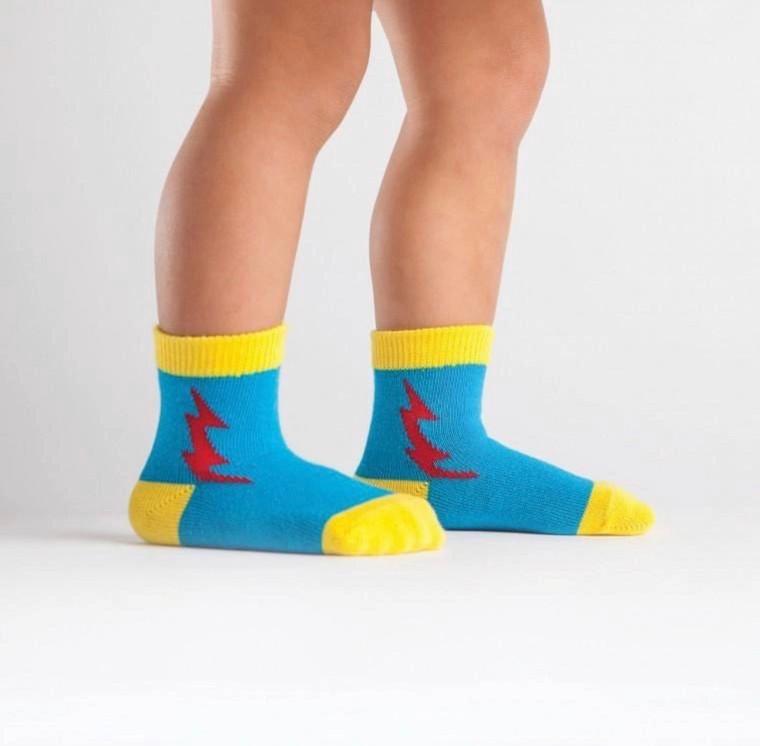 Toddler Crew Socks (Ages 1-2)