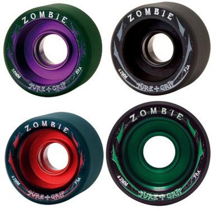 Sure-Grip Zombie Wheels - Low