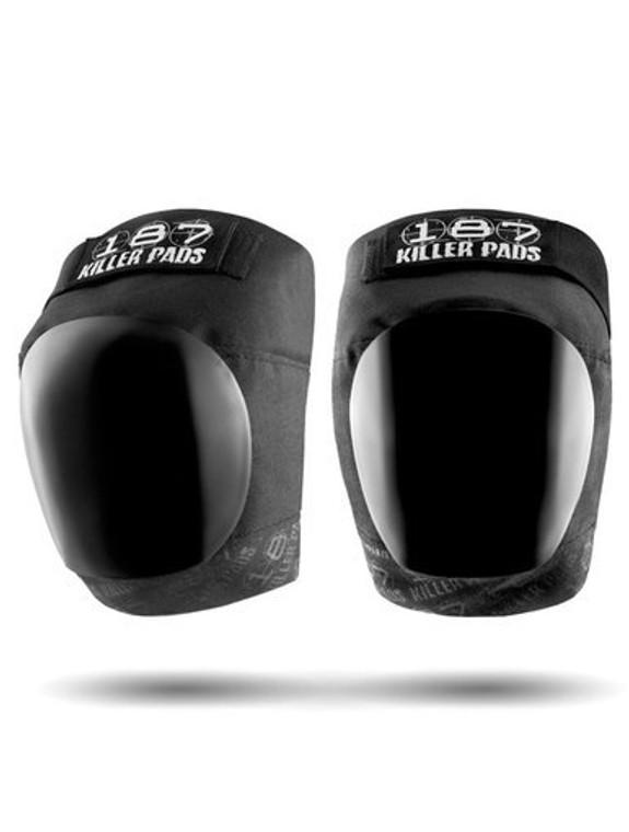 187 Pro Knee Pads Black/Black