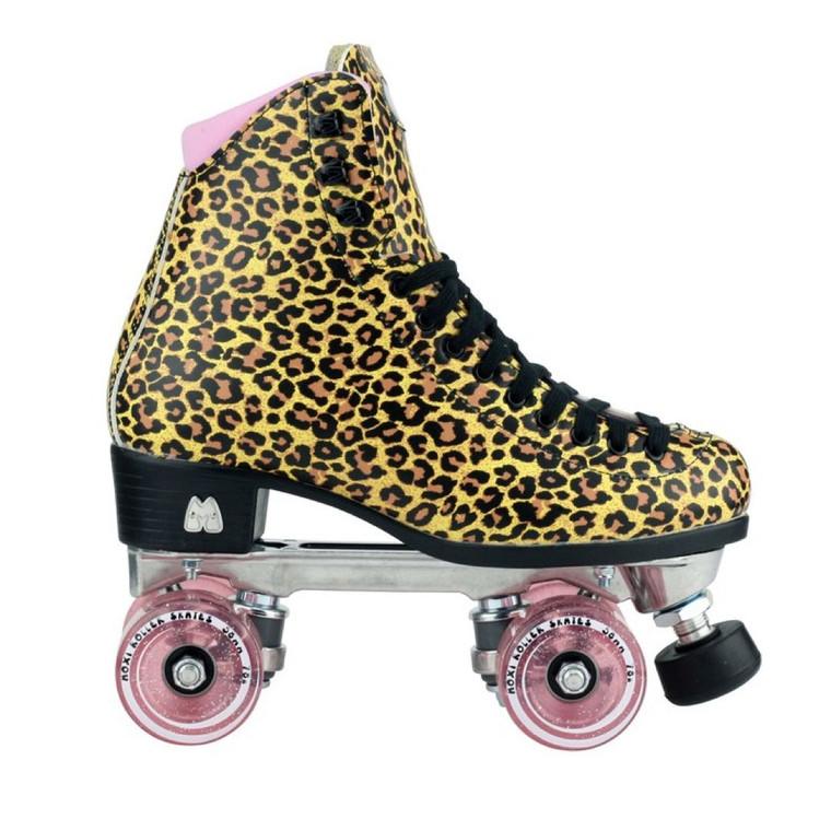 Moxi Jungle Leopard Skates