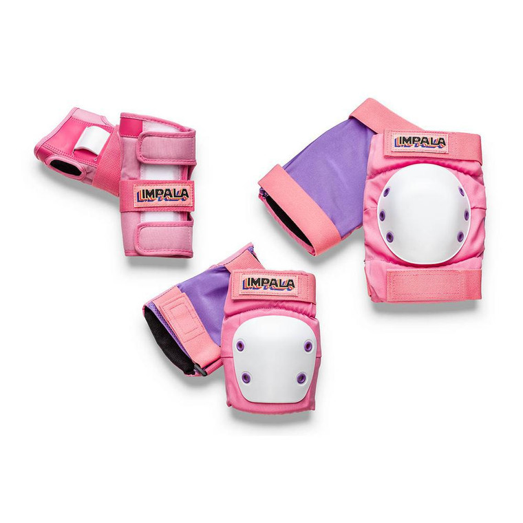 Impala Pads Pink (3-Pack)